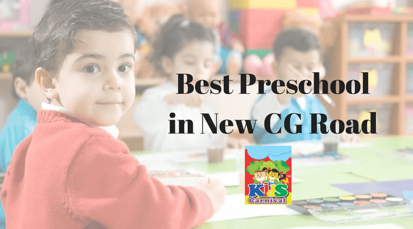 Best Preschool in New CG Road
